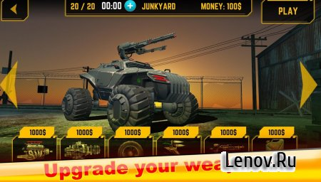 Drive Die Repeat - Zombie Game (обновлено v 1.0.15) (Mod Money & More)