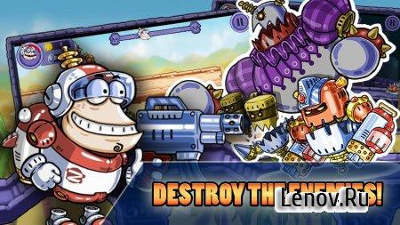 City War: Robot Battle v 1.0.1 (Mod Money)