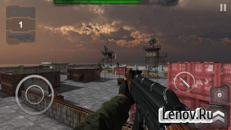 Trigger Fist FPS (обновлено v 2.0) (Gode Mode)