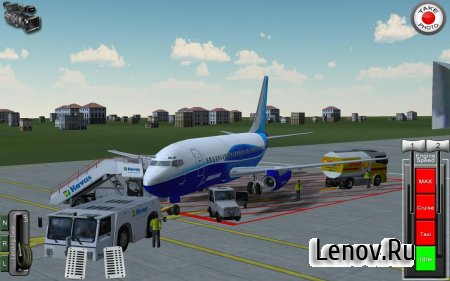 Flight 787 - Advanced v 1.9.3 Мод (полная версия)
