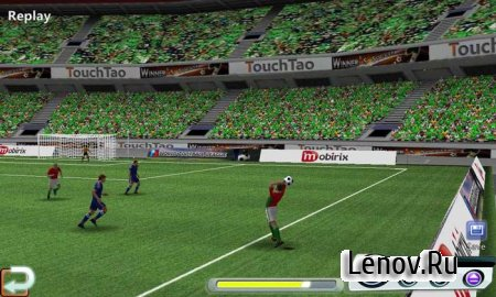 World Soccer League v 1.9.4 Мод (All Unlocked)