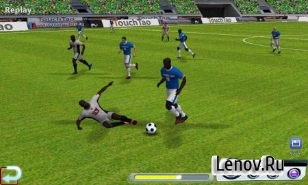 World Soccer League v 1.9.6 Мод (All Unlocked)