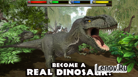 Ultimate Dinosaur Simulator v 1.3 (Mod HP/Energy)