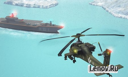Modern Copter Warship Battle v 1.0 (Mod Money/Unlock)