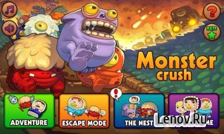 Monster Crush v 1.4 (Mod Gold)