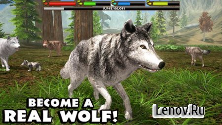 Ultimate Wolf Simulator v 1.1.2