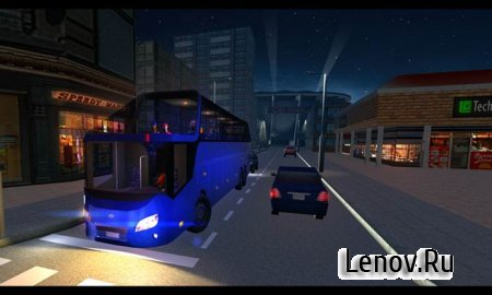 City Bus Simulator 2016 (обновлено v 1.1.4) Мод (много денег)
