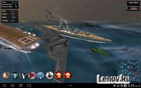 Battleship : Line Of Battle 4 v 1