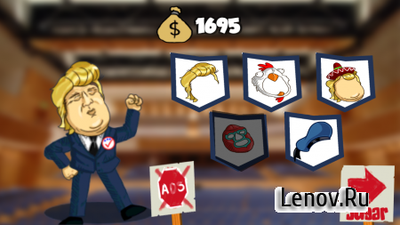 Trumpealo v 1.09 (Mod Money/Ads-Free)
