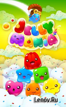 Jelly Mania v 1.9.6 (Mod Coins/Lives)