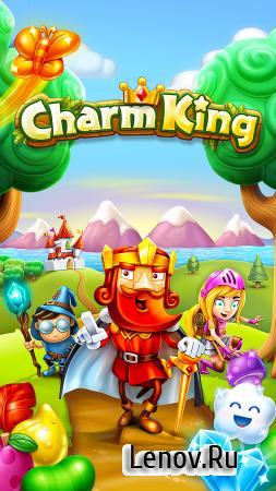 Charm King v 8.10.1 (Mod Gold)