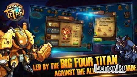 Age Of Titans: War (обновлено v 1.4.2) (Mod Money/Energy/Stars)