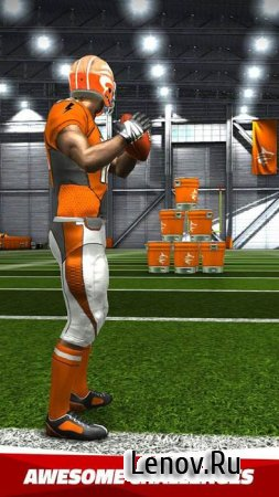 Flick Quarterback 17 (обновлено v 2.3) Мод (много денег)