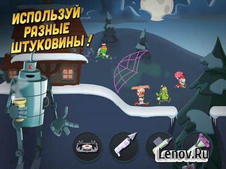 Zombie Catchers v 1.0.28 Мод (много денег)