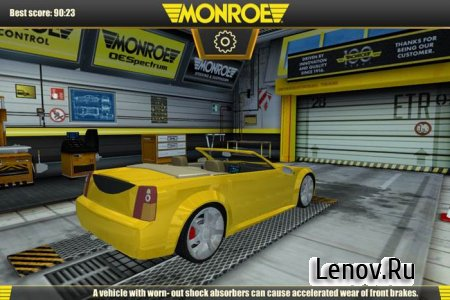 Car Mechanic Simulator: Monroe v 1.0
