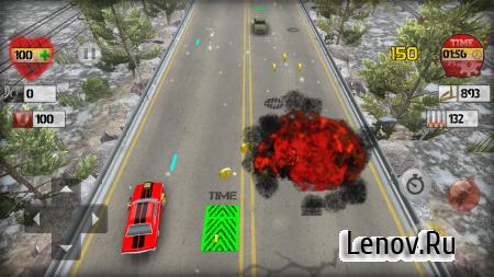 Traffic Survival v 1.2 Мод (Unlimited money)