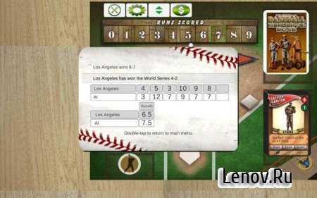 Baseball Highlights 2045 v 1.11.2 Mod (Unlocked)