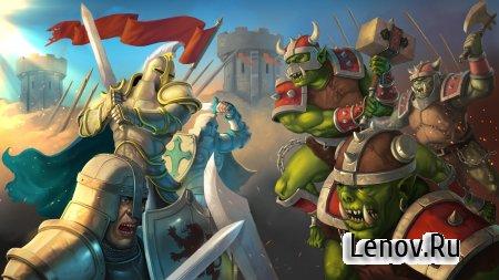 Battlemist Clash of Towers v 1.4 (Mod Money)