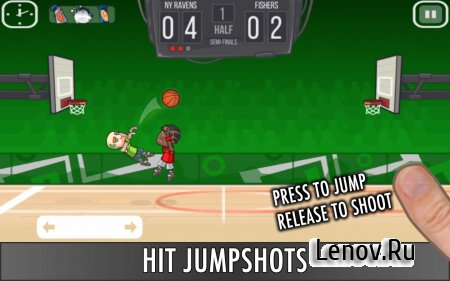 Basketball Battle v 2.1.14 (Mod Money)