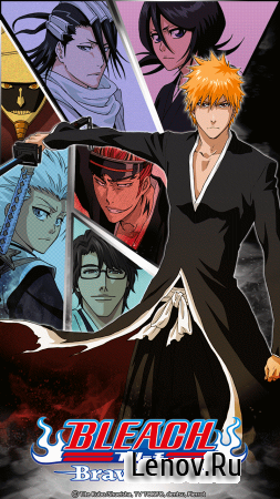 BLEACH Brave Souls v 9.7.1 (God Mode/One Hit Kill/Unlimited Skills)