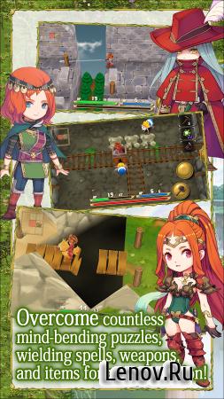 Adventures of Mana v 1.1.0 (Mod Money)