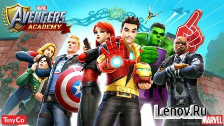 MARVEL Avengers Academy v 2.15.0 Мод (Free Store/Instant Actions)