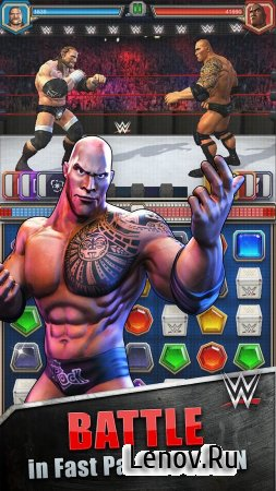 WWE Champions v 0.373 Мод (No Cost Skill/One Hit)