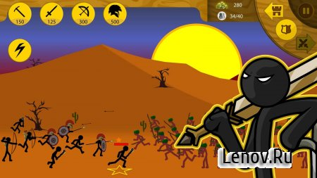 Stick War: Legacy v 1.10.14 (Mod Money/Point)