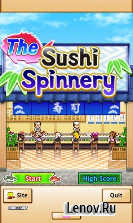 The Sushi Spinnery v 2.3.2 (Mod Money)