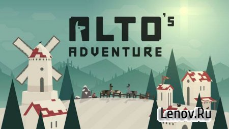Alto's Adventure v 1.7.4 (Unlimited Coins)