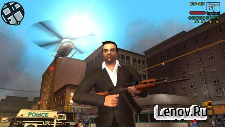 GTA: Liberty City Stories v 2.4 Мод (много денег)