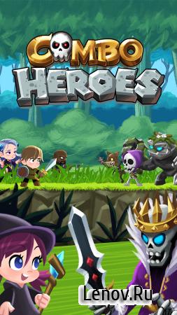 Combo Heroes: Blade Master Age (обновлено v 1.3.0) Мод (Massive damage)