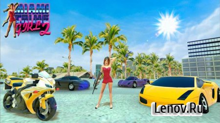 Miami Crime Girl 2 v 1.0.0.0 (God Mod)