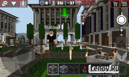 Planet of Cubes Premium (обновлено v 4.4.6) Мод (полная версия)