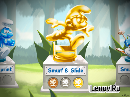 The Smurf Games v 1.3 (Mod Money)
