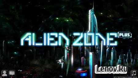 Alien Zone Plus v 1.3.3 Мод (God Mode/Unlock All Character & More)