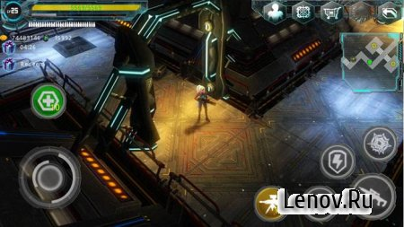 Alien Zone Plus HD v 1.4.3 Мод (God Mode/Unlock All Character & More)