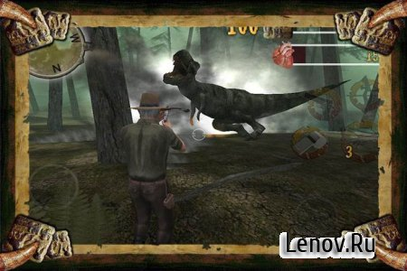 Dino Safari 2 Pro v 8.9.3 Мод (много денег)