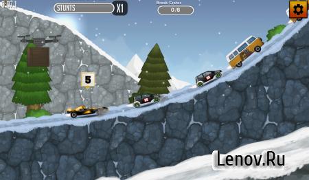 Atomic Rally (обновлено v 1.1) (Mod Money)