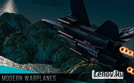 Modern Warplanes v 1.8.22 Мод (Free Shopping)