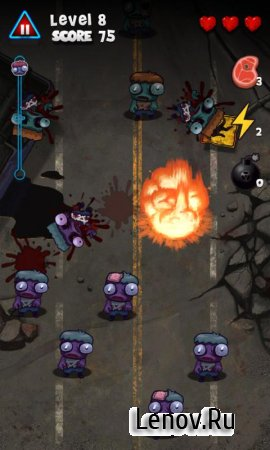 Zombie Smasher v 1.8 (Mod Brains/Ad-Free)