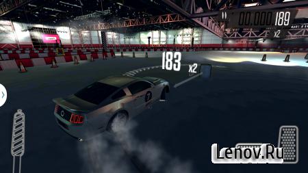 Red Bull Car Park Drift v 1.5.1 (Mod Money)