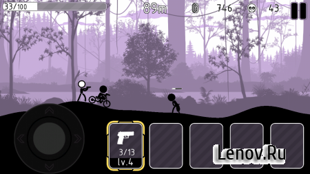 Stickman Wars: The Revenge v 1.0.1 (Mod Money)