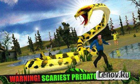 Angry Anaconda Attack 3D v 1.4 Мод (много денег)