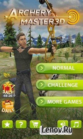 Archery Master 3D v 3.1 (Ad-Free/Mod Money)