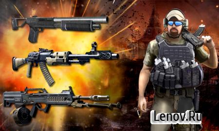 Army Commando Assault (обновлено v 1.12) (Mod Money)