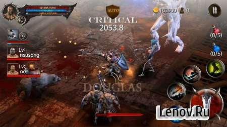 BloodWarrior v 1.5.2 Мод (Money/Damage/Mana)