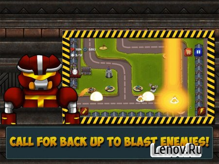 Tower War Defense Evolution v 1.5 (Mod Money)