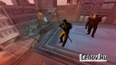 City Sniper Shooting 3D v 2.1.1 Мод (Unlimited cash)