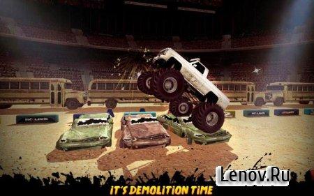 American Football Stunt Truck v 1.4 Мод (много денег)
